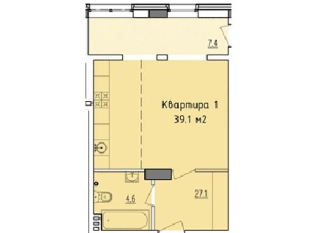 ЖК Victory Hall