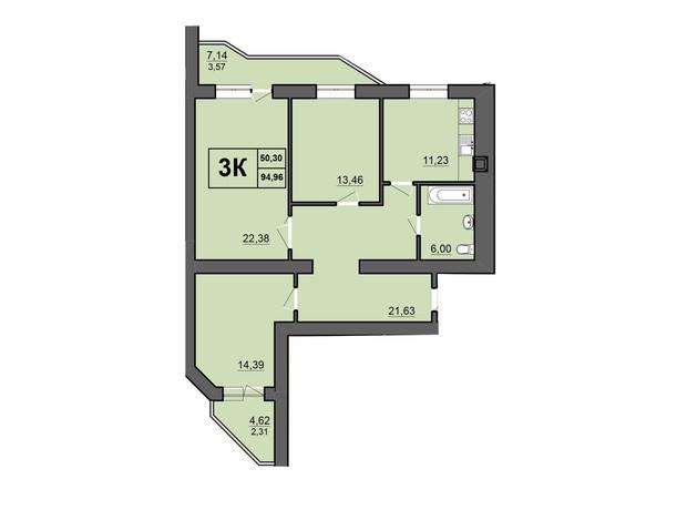 ЖК Europa Haus
