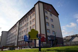 Многоквартирный дом на Софиевке