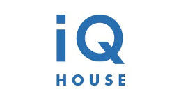 Логотип будівельної компанії iQ-House