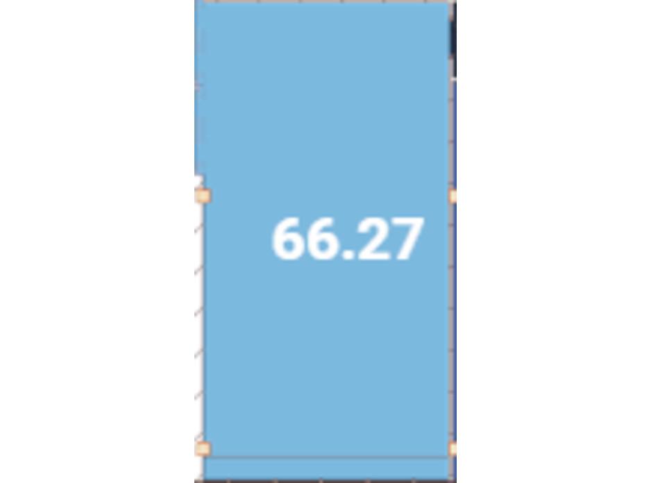 Планировка помещения в Офіс-центр Avila 66.27 м², фото 128759