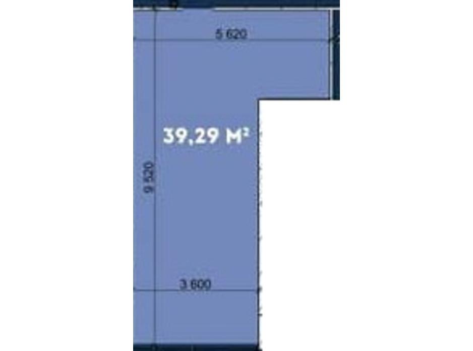 Планировка помещения в Офіс-центр Avila 39.29 м², фото 169957