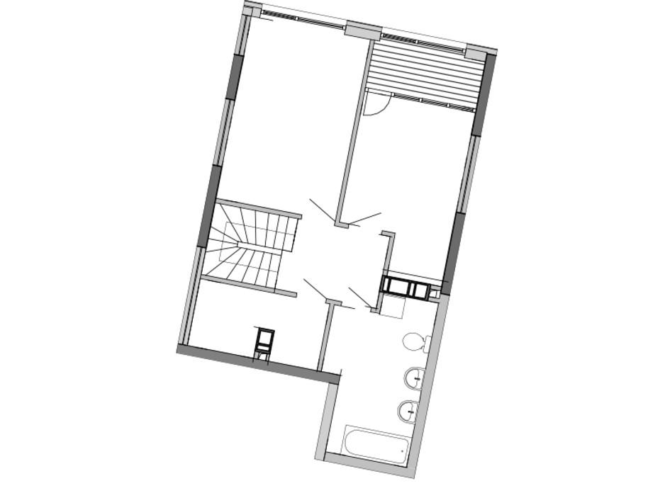 Планування багаторівневої квартири в ЖК Great (Грейт) 108.66 м², фото 220449