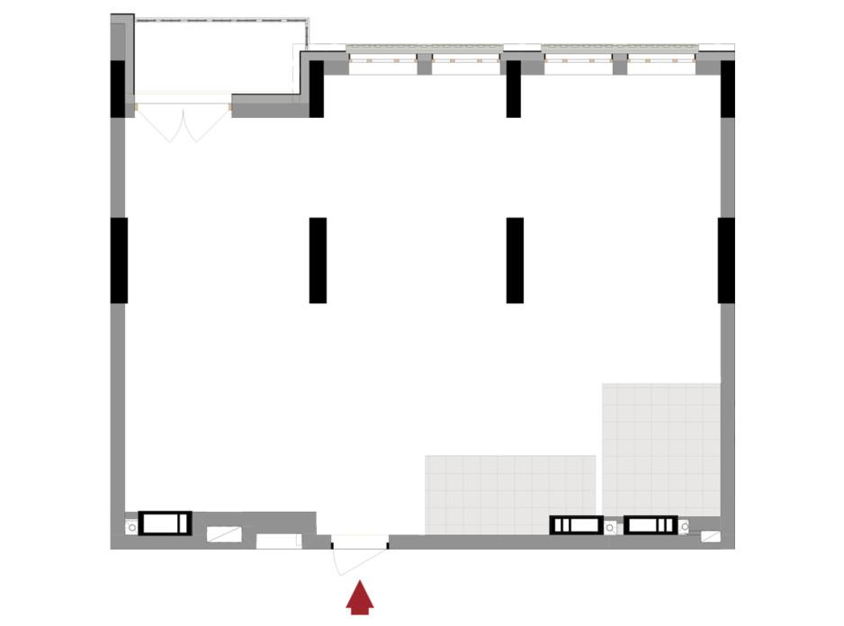 Планування 2-кімнатної квартири в ЖК Подол Град Vintage 76.94 м², фото 222323