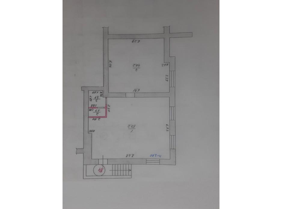 Планування приміщення в ЖК Паркова Оселя 102.5 м², фото 233165