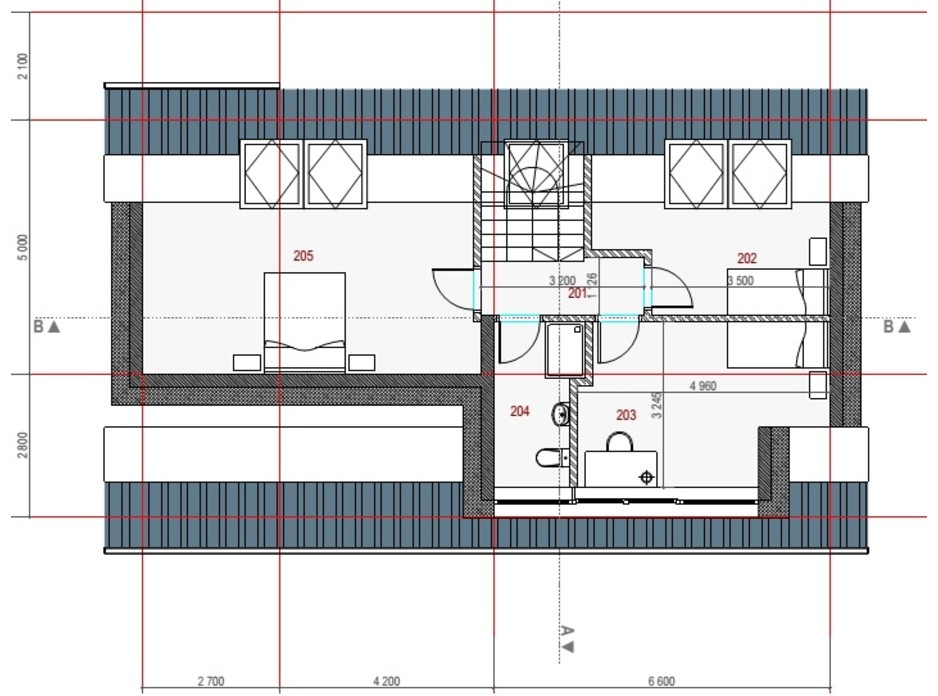Планировка коттеджа в КГ Mulberry Homes 180 м², фото 234053