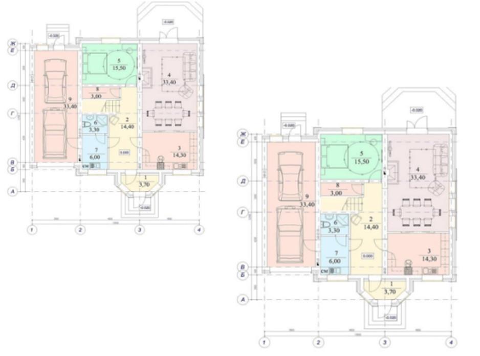 КГ Парк Хаус планировка 9
