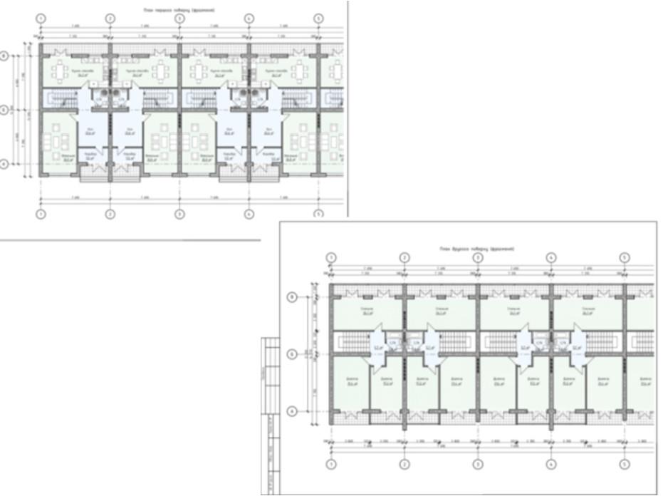 Таунхаус Княжий планировка 28