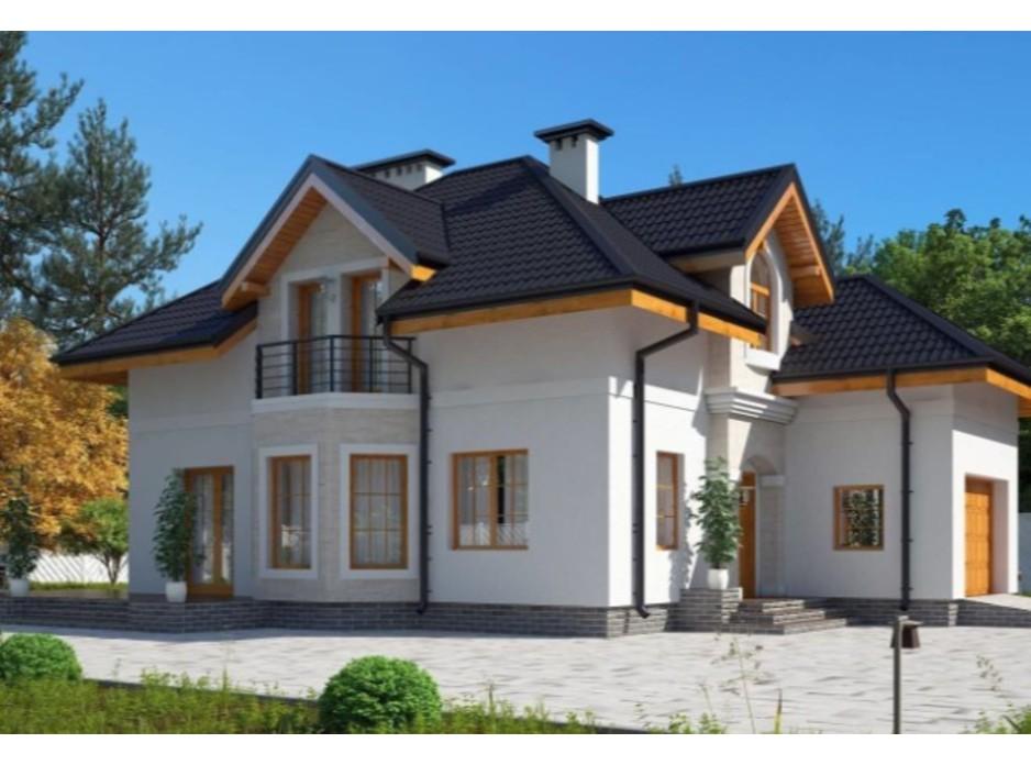 Планування котеджу в КМ Praud Hills 159 м², фото 298625