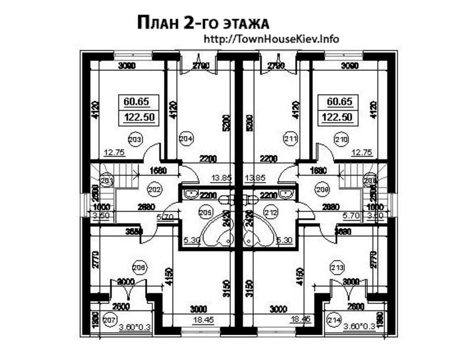 КГ Лісове-3 планировка 6