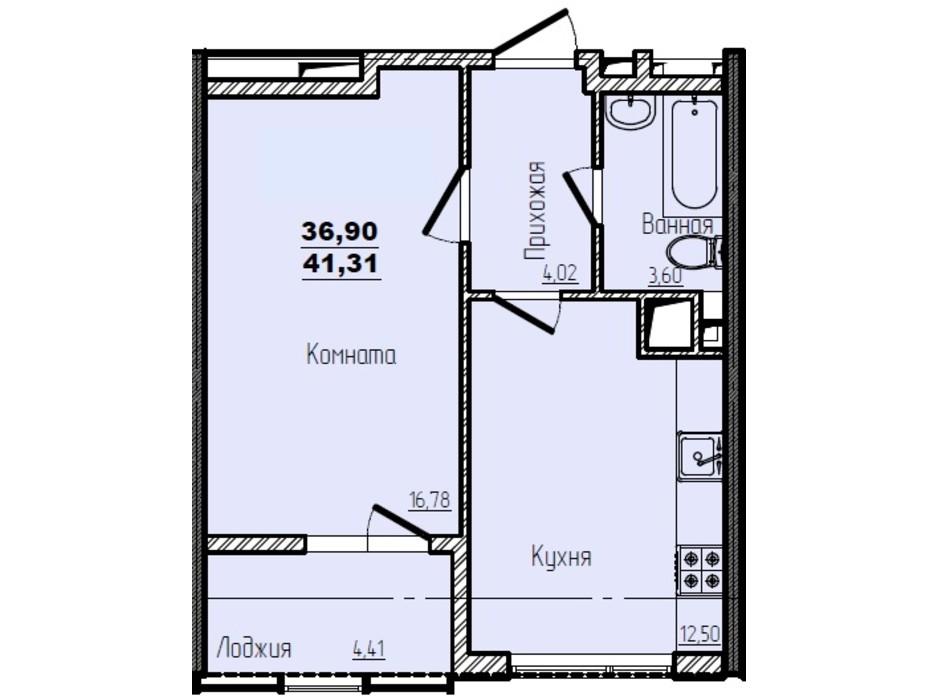 ЖК 29 Перлина планування 4