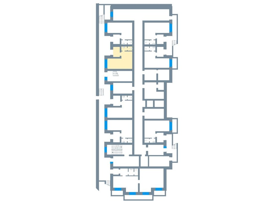 ЖК Чарівне Місто планування 63