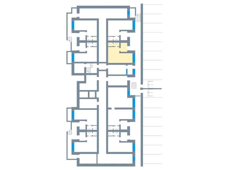 ЖК Чарівне Місто планування 77