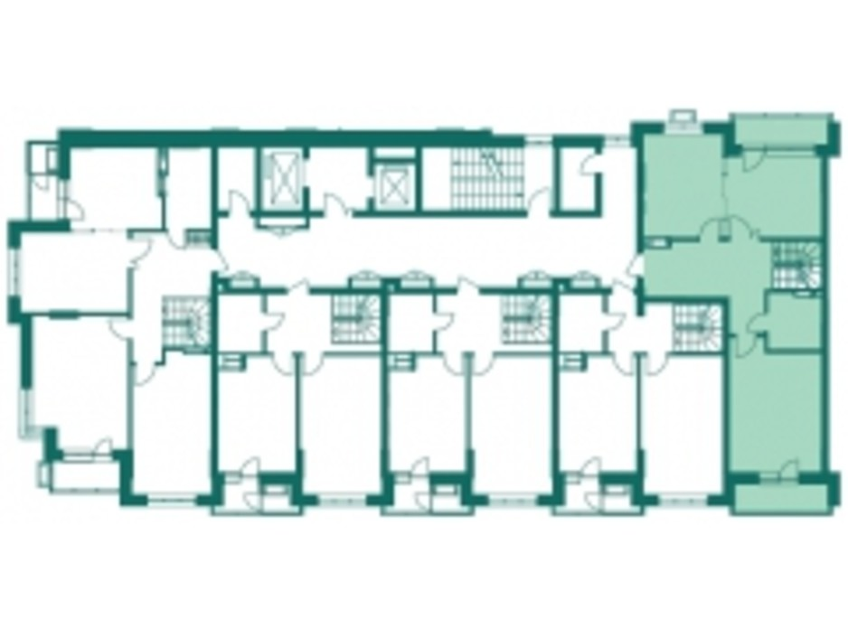 ЖК CRYSTAL HOUSE планировка 35