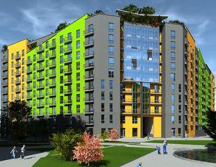 ЖК Millennium  Eco Apartments