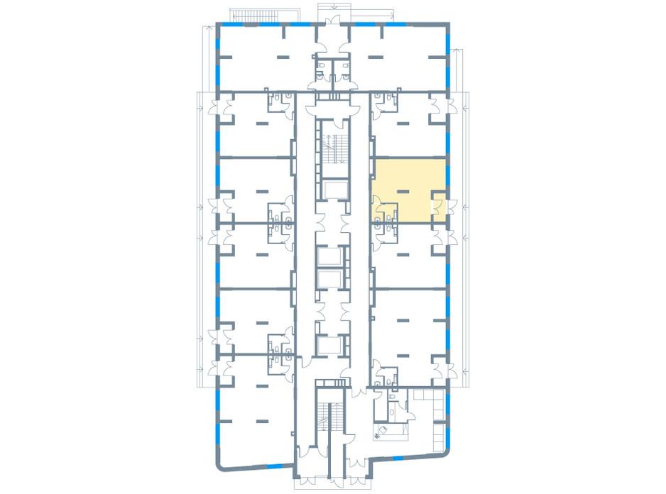 ЖК Urban Park планировка 25