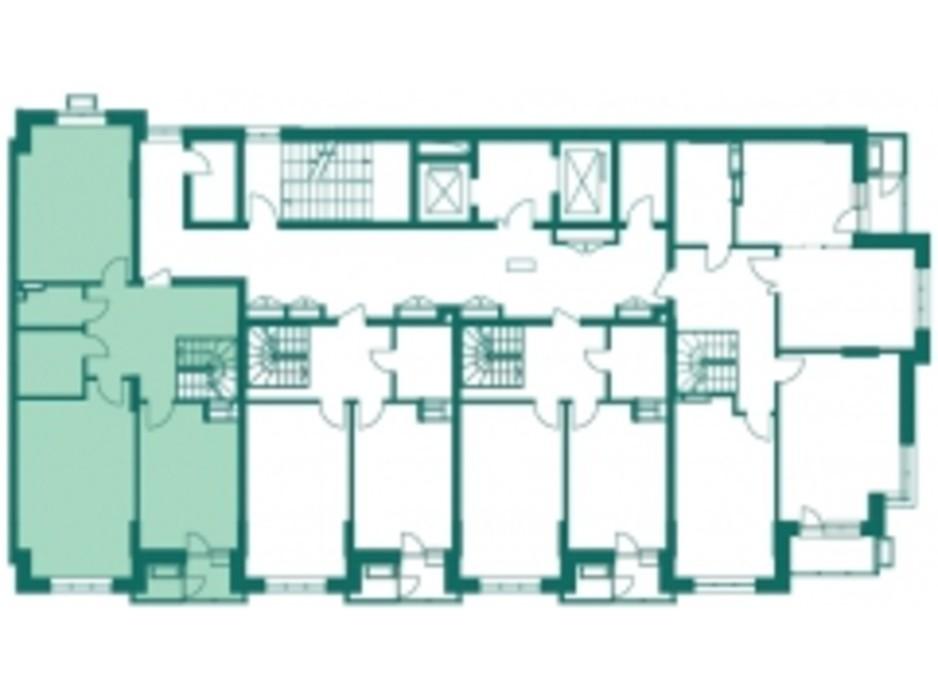 ЖК CRYSTAL HOUSE планировка 39