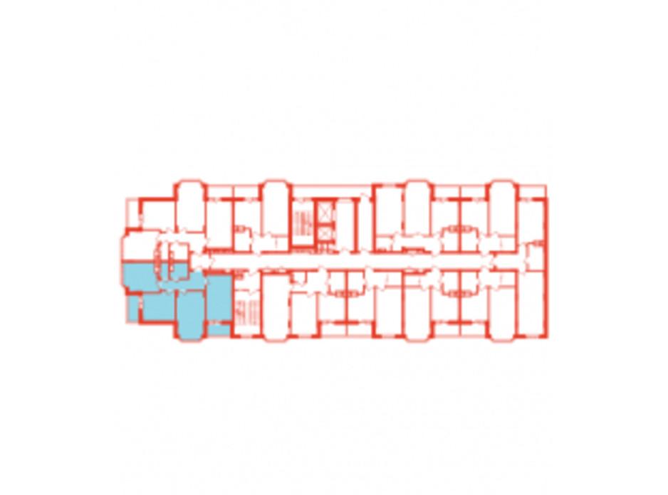 ЖК Чарівне Місто планування 41