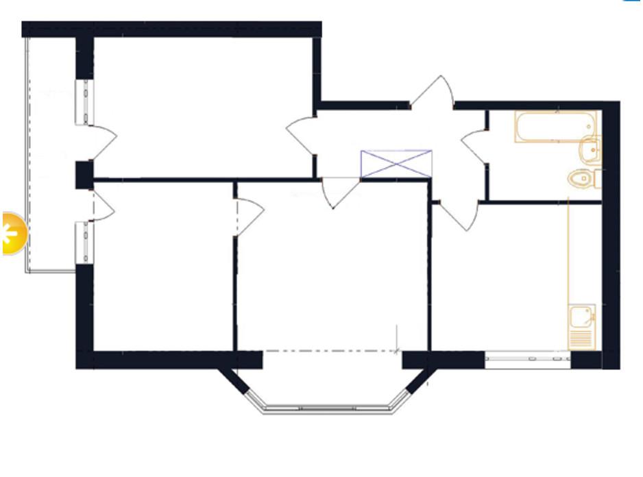 ЖК Family Гатное планировка 21