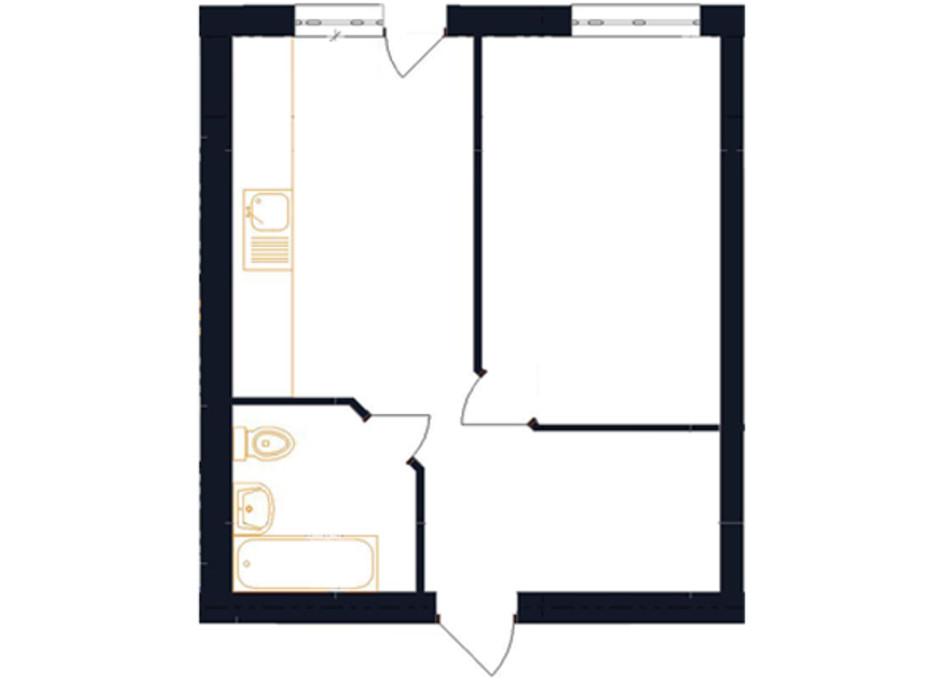 ЖК Family Гатное планировка 23