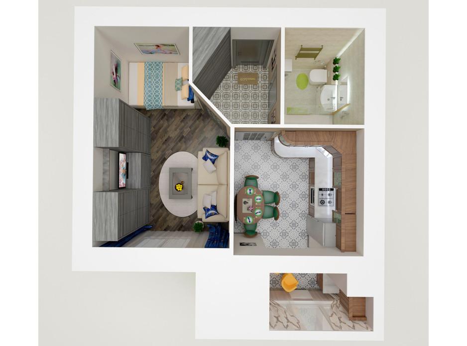 ЖК Eco House планування 8
