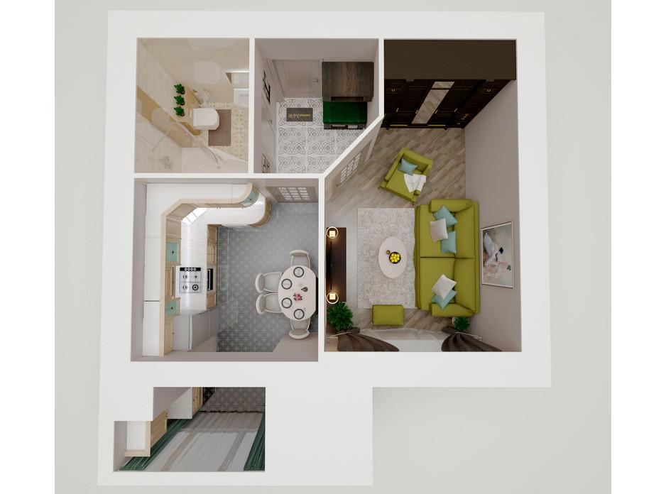 ЖК Eco House планування 10