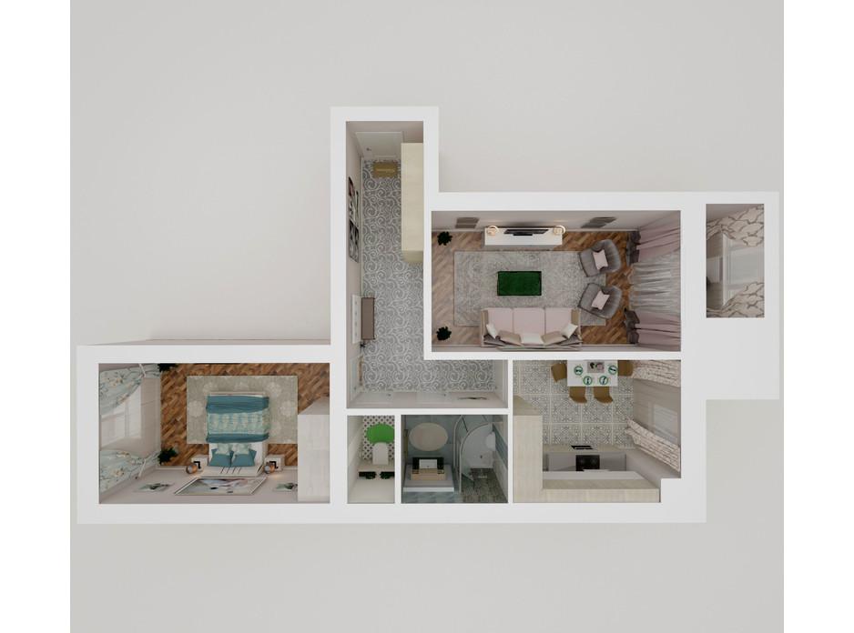 ЖК Eco House планування 26