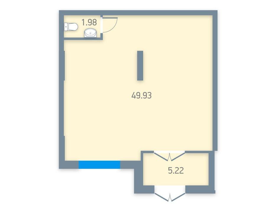ЖК LAKE HOUSE планировка 21