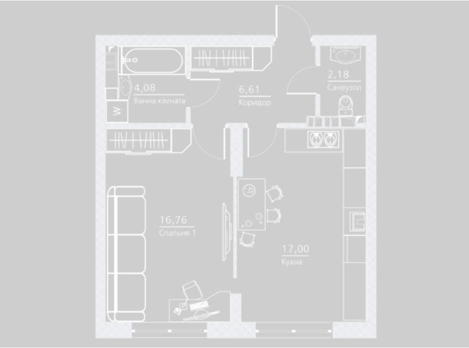 КБ Einstein Concept House планування 5