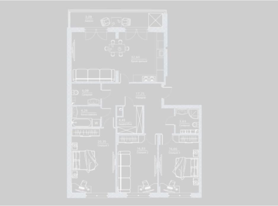 КБ Einstein Concept House планування 9