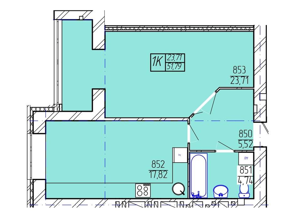 ЖК Гармонія-2 планування 10