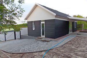 Продается одноэтажный дом 60 кв. м с террасой