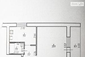 Продается 1-комнатная квартира 41 кв. м в Болехове