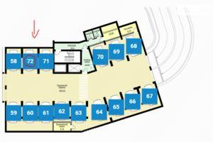 Продается подземный паркинг универсальный на 22 кв. м