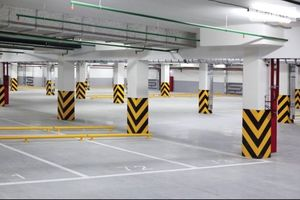 Сдается в аренду подземный паркинг под легковое авто на 14 кв. м