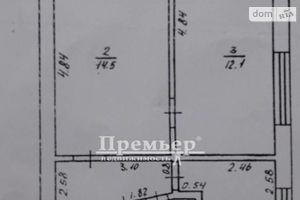 Продається 2-кімнатна квартира 45 кв. м у Іванівці