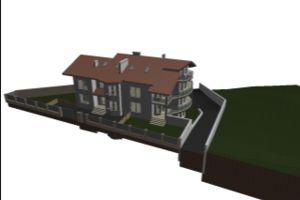 Продається будинок 3 поверховий 220 кв. м з ділянкою