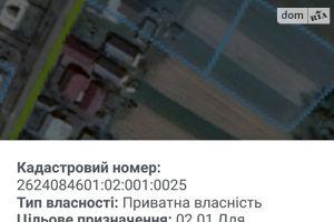 Продается земельный участок 45 соток в Ивано-Франковской области