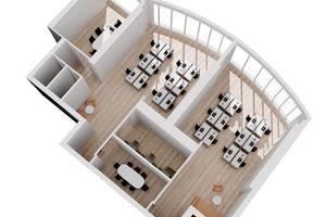 Продается офис 235 кв. м в жилом фонде