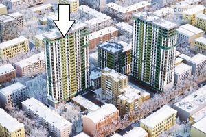 Продається 2-кімнатна квартира 51 кв. м у Дніпрі