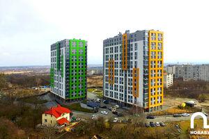 Продается 3-комнатная квартира 76.58 кв. м в Львове