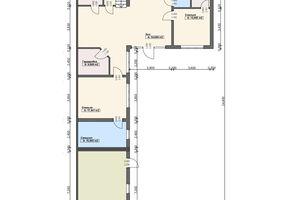Продается дом на 2 этажа 307 кв. м с садом