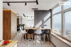Продається 1-кімнатна квартира 48 кв. м у Одесі