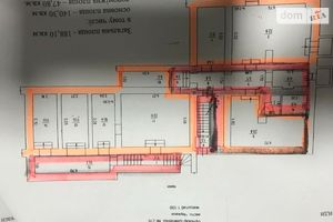 Сдается в аренду помещения свободного назначения 44 кв. м в 5-этажном здании