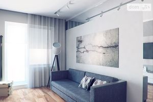 Сдается в аренду 1-комнатная квартира 36 кв. м в Мариуполе