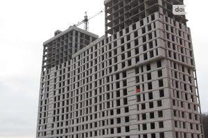 Продается 1-комнатная квартира 45.9 кв. м в Киеве