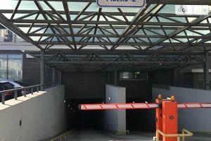 Продается подземный паркинг под легковое авто на 14.3 кв. м