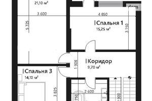 Продається будинок 3 поверховий 175.85 кв. м з мансардою