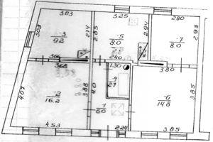 Продается часть дома 70 кв. м с верандой