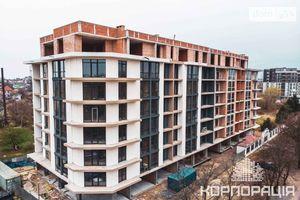 Продается 1-комнатная квартира 42.09 кв. м в Ужгороде